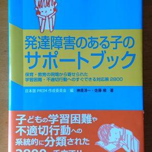『発達障害のある子のサポートブック』著者は榊原洋一さんと佐藤暁さん